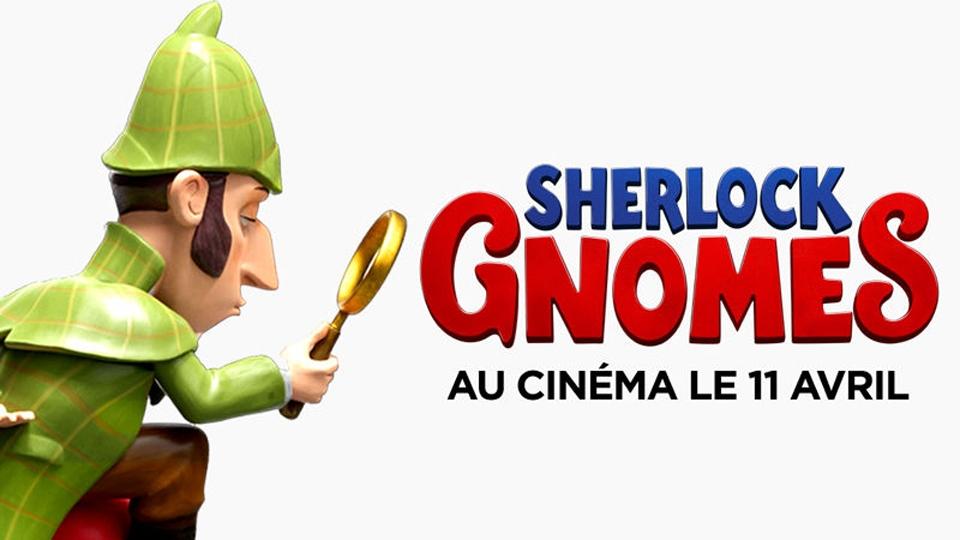 Sherlock Gnomes - bande annonce - VF - (2018)