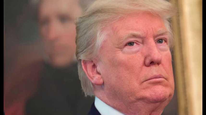 Illustration pour la vidéo Un an après son élection, Trump apparaît plus isolé que jamais