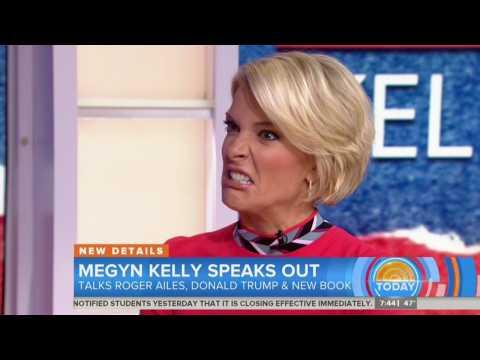 Megyn Kelly Irks Jane Fonda
