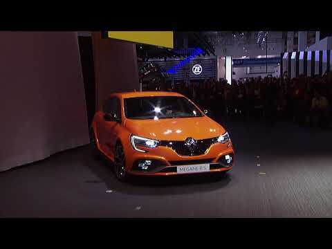 2017 Frankfurt Motor Show - Renault stand - Time lapse