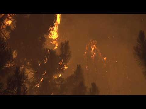 La Haute-Corse ravagée par les incendies