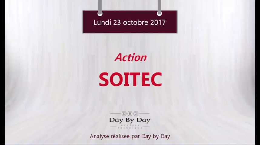 Illustration pour la vidéo Action Soitec : au plus haut depuis 5 ans - Flash Analyse IG 23.10.2017