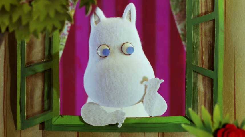 Les Moomins attendent Noël - Bande annonce 1 - VF - (2017)