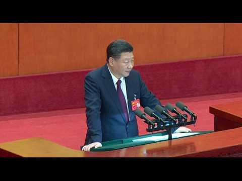 Xi Jinping devient officiellement l'égal de Mao Zedong