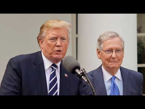 McConnell: President, GOP On Same Page Following Lunch