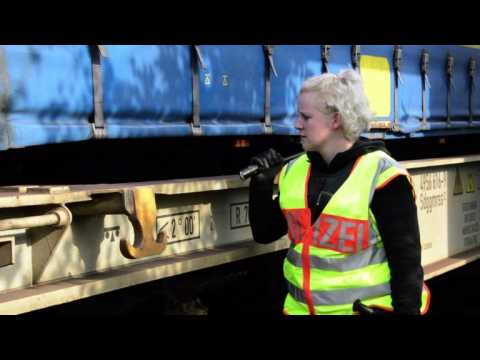 Freight trains to Germany, a dangerous journey for migrants
