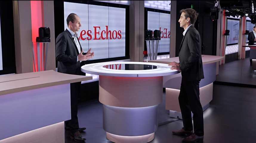 Illustration pour la vidéo Frédéric Duval (Medef) compare la fiscalité allemande à la fiscalité française