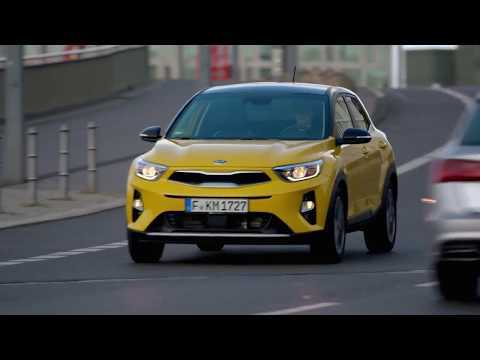 2018 KIA Stonic 1.0 T-GDI Test & Review - The new small Kia SUV