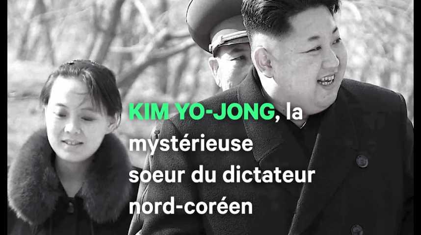 Illustration pour la vidéo Kim Yo-jung, la mystérieuse soeur du dictateur nord-coréen
