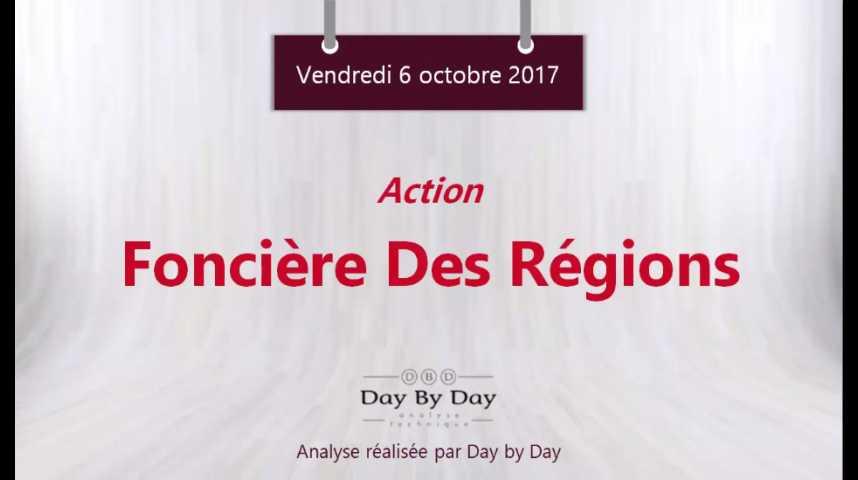 Illustration pour la vidéo Action Fonciere Des Regions : vers de nouveaux records - Flash analyse IG 06.10.2017