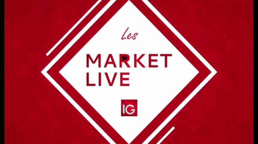 Illustration pour la vidéo #MarketLive 16h - Mardi 10 octobre 2017