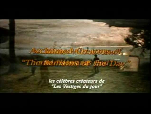 La Fille d'un soldat ne pleure jamais - bande annonce - VO - (1999)