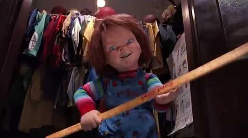 Le Retour de Chucky - Teaser 1 - VO - (2017)