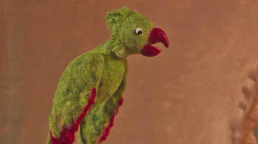 Le Corbeau et un drôle de moineau - Bande annonce 1 - VF - (2020)