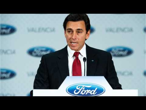 Former Ford CEO Joins New Company