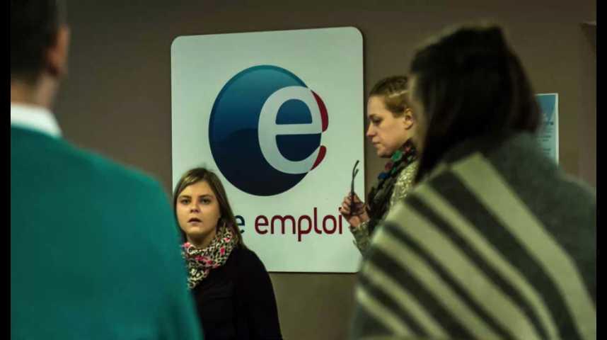 Illustration pour la vidéo Très fort reflux du chômage en septembre