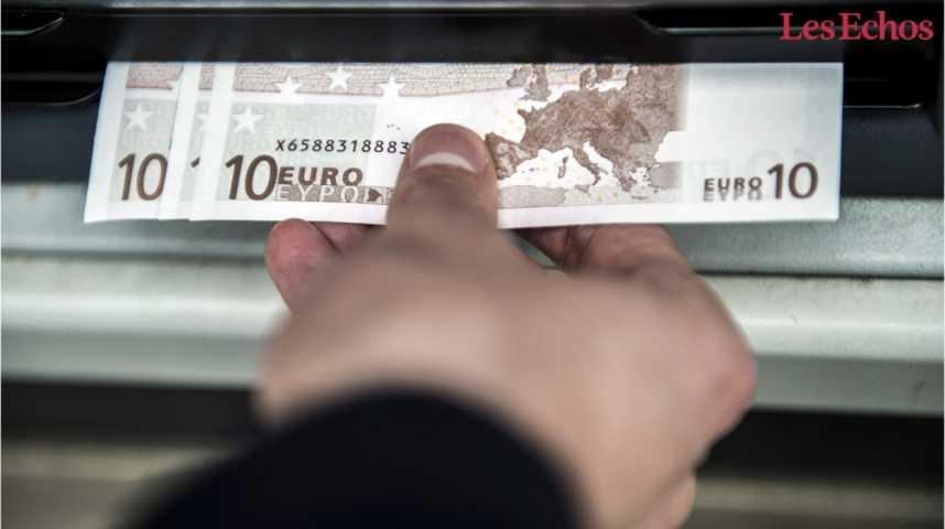 Illustration pour la vidéo Les clients modestes davantage pénalisés par les frais bancaires