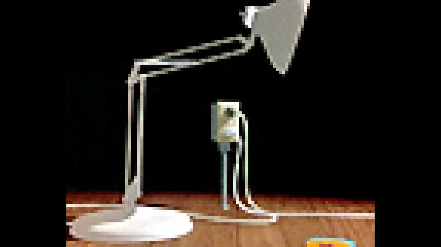 Luxo Jr. - Bande annonce 1 - VF - (1986)