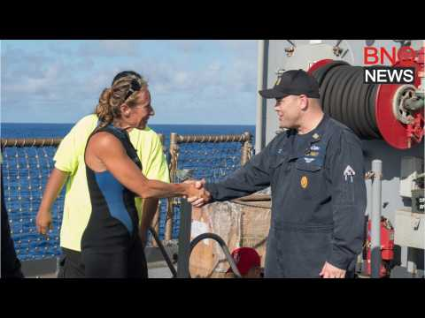 2 women rescued after being lost at sea for months