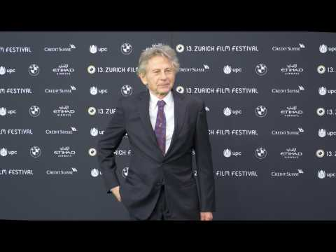 Roman Polanski celebrates return to film after 4 year break