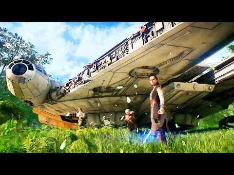 STAR WARS BATTLEFRONT 2 Beta Gameplay Trailer (2017) PS4 / Xbox One / PC