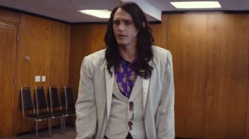 The Disaster Artist - Bande annonce 2 - VO - (2017)