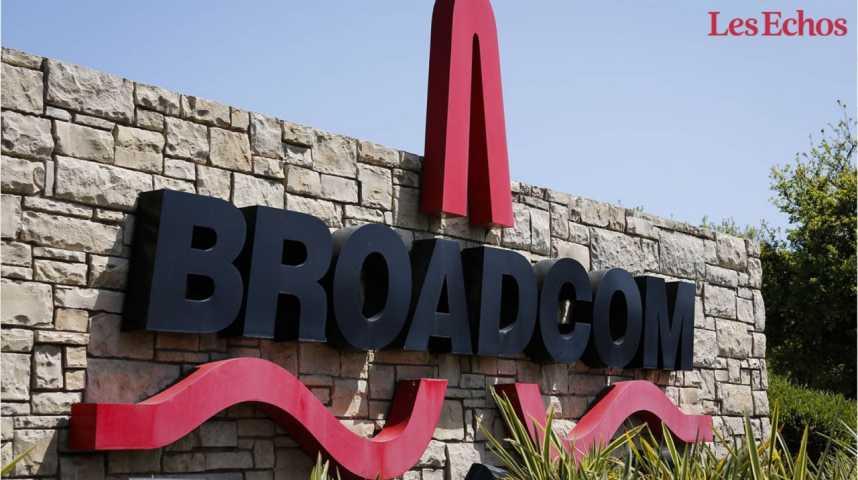 Illustration pour la vidéo Broadcom et Qualcomm : vers un mariage à 130 milliards de dollars ?