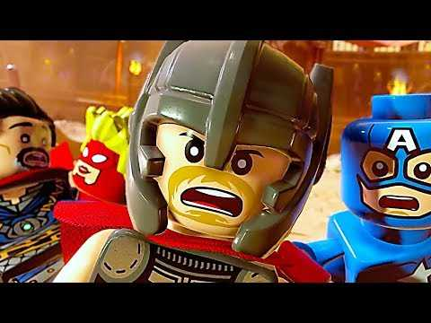 LEGO Marvel Super Heroes 2 : Thor Trailer (2017) PS4 / Xbox One / Switch