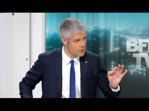 Propos sur Macron et Sarkozy : Wauquiez assume... presque tout