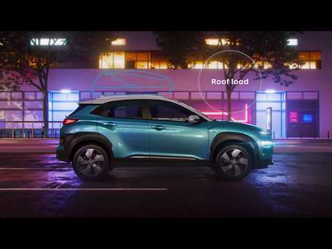 All New Hyundai Kona Electric Product Highlights