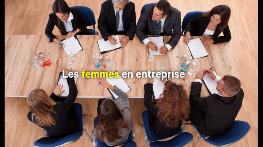 Illustration pour la vidéo Faut-il des quotas pour féminiser la gouvernance des entreprises ?