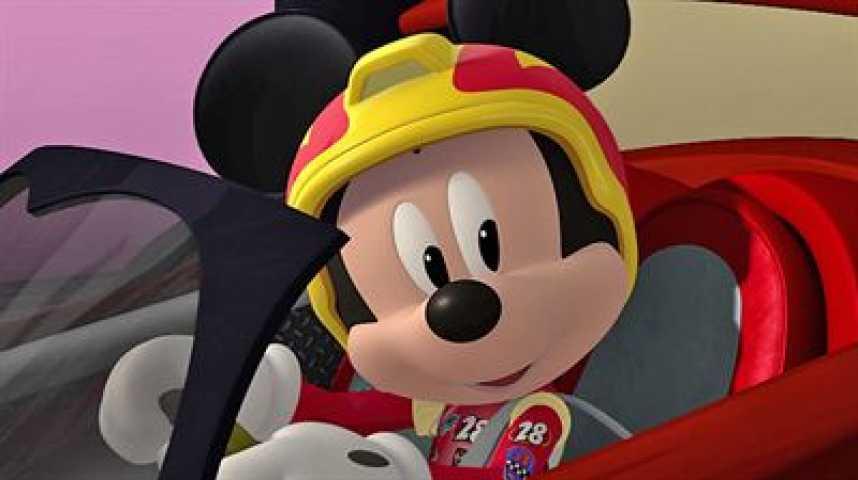 Mickey et ses amis : top départ ! - bande annonce - VF - (2018)