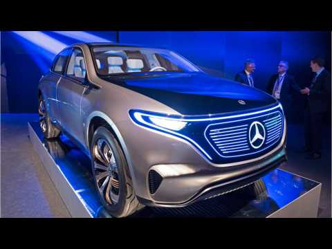 Mercedes-Benz Launches Electric Cars In Geneva