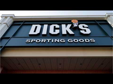 Dick's To Stop Sale Of Assault-Style Rifles