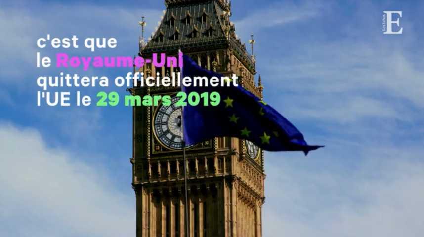 Illustration pour la vidéo Le Brexit est là : voici 6 impacts déjà visibles