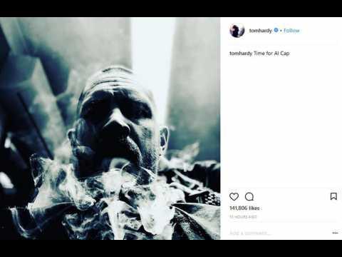 Tom Hardy confirms role in Al Capone movie Fonzo