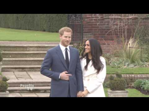 Prince Harry's engagement to @meghanmarkle was a high point for the happy couple in #2017. Check out their modern royal family today on #PageSixTV.