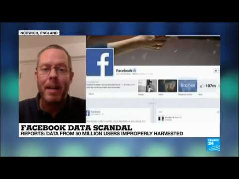 Facebook Data scandal: how are Facebook users'' info being used?