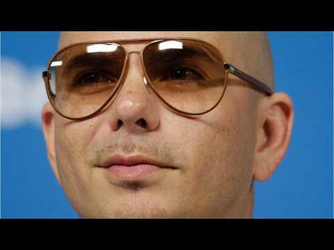 Pitbull To Address Global Water Crisis During UN Visit