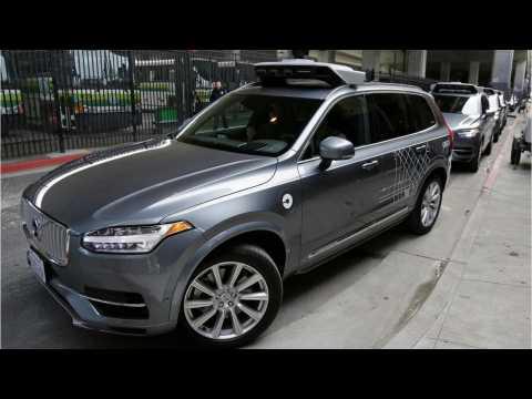 Self-Driving Uber Car Strikes And Kills A Pedestrian