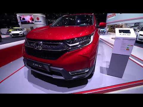 Geneva 2018 Social Media Capsule – Honda CR-V