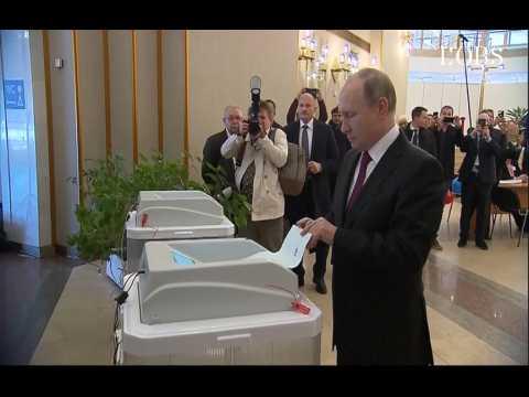 Présidentielle russe : Poutine 2018 copier-coller de Poutine 2012