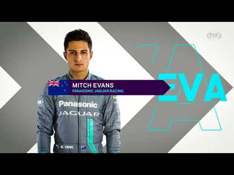 Formula E - Panasonic Jaguar Racing's Mitch Evans storms to more points in Punta del Este