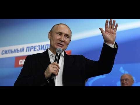 """""""Du grand n'importe quoi"""" : Poutine répond aux accusations de la Grande-Bretagne"""