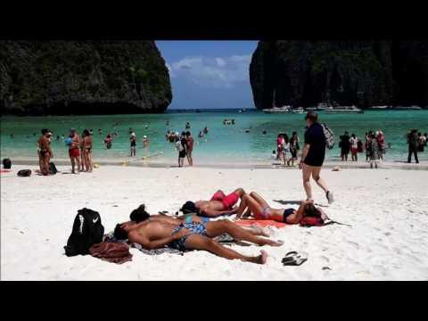 Tourism surge lashes Southeast Asia's beaches