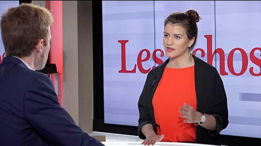 Illustration pour la vidéo Propos de Macron : « Il y a différentes interprétations de la laïcité, le débat peut avoir lieu », estime Marlène Schiappa