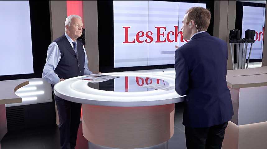 Illustration pour la vidéo 7% de chômage à la fin du quinquennat de Macron ? « Un objectif un peu compliqué à atteindre », selon Daniel Augereau (Synergie)