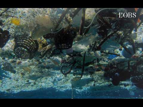 Plastique : tour du monde choc de la pollution des océans