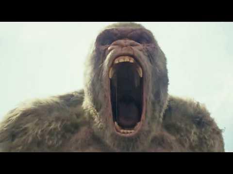 Rampage - Hors de contrôle - Bande annonce 3 - VO - (2018)