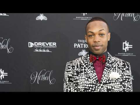 Todrick Hall Releases New Album, 'Forbidden'